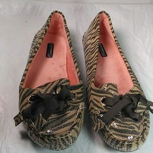 Sperry topsider womes flats size 11m